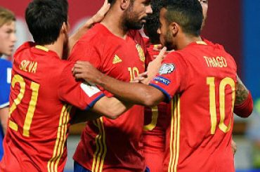 Diego Costa knew Spain goals would come