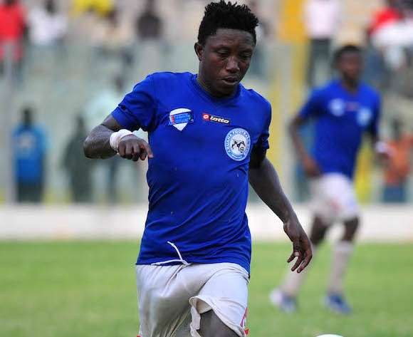 Godfred Saka eyes Kotoko scalp in Kumasi, Ghana