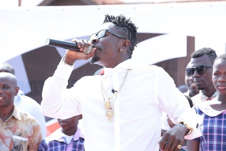 Shatta Wale Takes His Peace Advocacy Campaign To The Ashanti Region,Ghana