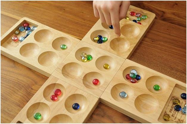 Understanding Probability Through Mancala Game