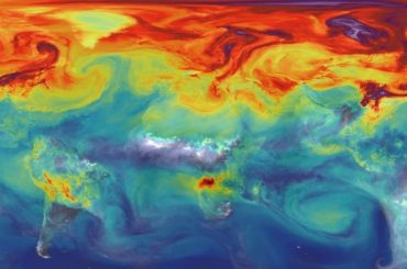 CO2 levels mark 'new era' in the world's changing climate