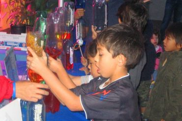 Free science festival for all ages is Nov. 6 at UCLA