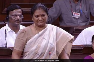 Social media sites restrained from publishing Sasikala Pushpa's pictures