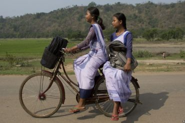 'Pedal Power' Gets Girls to School in India, Kenya
