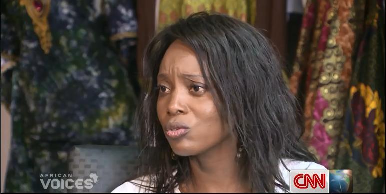 Malawian Fashion Designer Lilly Alfonso in Demand
