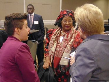 JB Promotes Disabilityrights At Harkin Summit In Washington