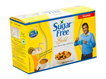 Sugar-free products stop us getting slimmer