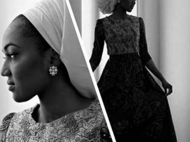 See Zahra Buhari's Style And What It Says About The Nigeria's First Daughter