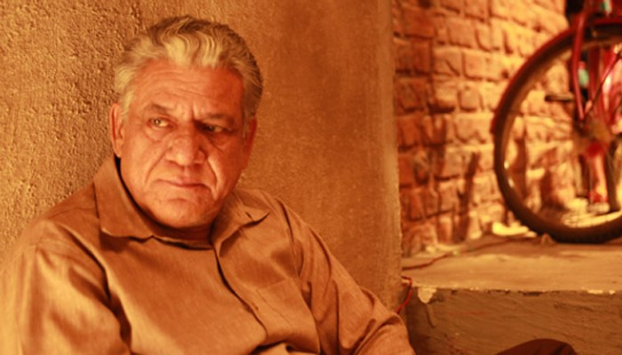 om puri death what happning a day before