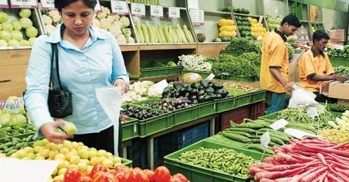 india's wholsale price increase in december