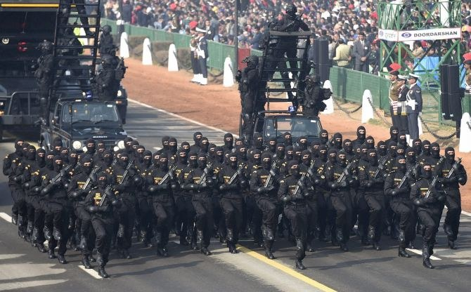 we are really miss nsg commandos on republic day parade