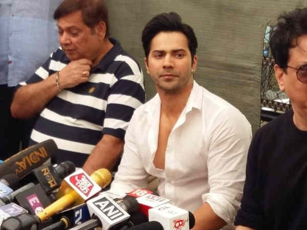 Varun Dhawan on Judwaa 2 are excited to play double role
