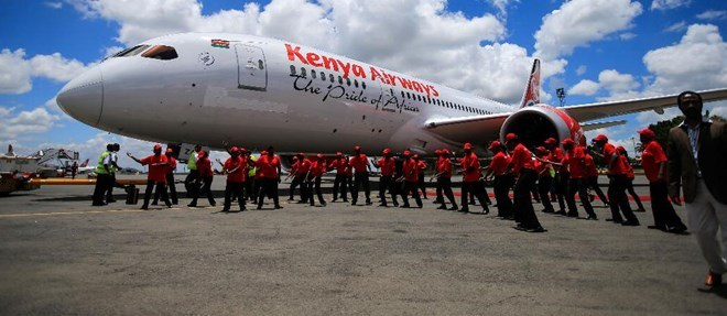 Kenya Airways Cleared for Direct Flights to the US After a Decade