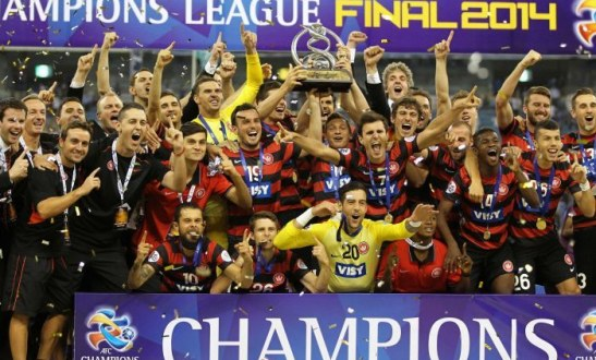 Asian Champions League:opening at Western Sydney