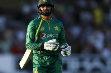 Azhar Ali( Pakistan captain)goal 'improve batting'