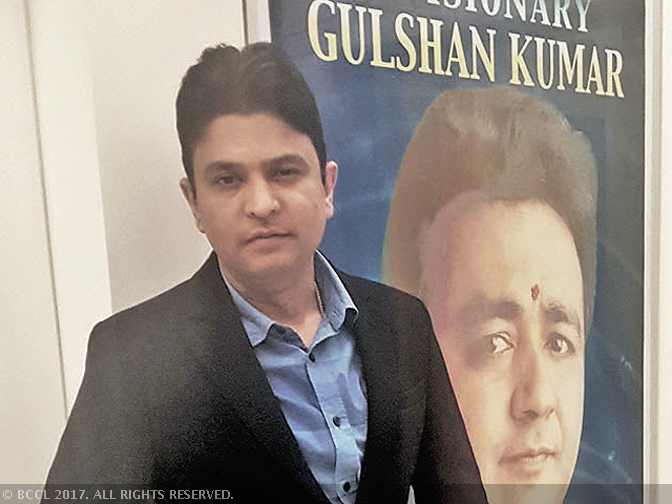 Bhushan kumar has develop T-Series into an entertainment behemoth