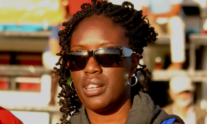 The first Luo president will be Rosemary Odinga in Kenya