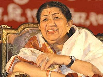Lata mangeshkar honoured by legendary award