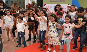 The Ramp At 'India Kids Fashion Week' Mumbai Auditions – Season 4