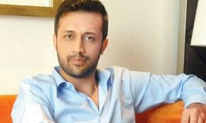 Back in Bollywood Pakistani Singer Atif Aslam