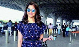 Actress Tamannaah back in Bollywood