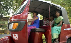 Mumbai's first women rickshaw drivers on Action