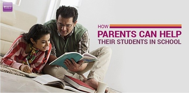 How Parents Can Help their Students in School
