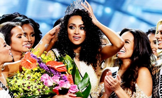 clarifies controversial health-care by Miss USA