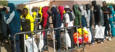 Gambians repatriated from Libya in two months