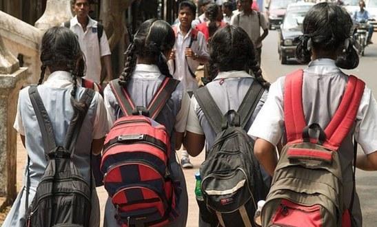 Gender gap in secondary education