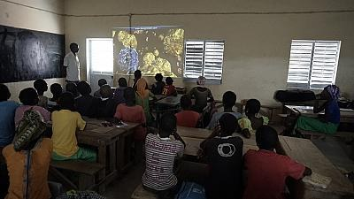 Smart learning in Senegal's schools