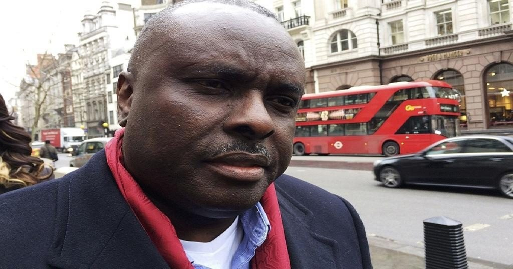 Ex Nigerian governor jailed 13 years in UK
