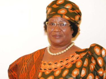 Joyce Banda Wanted For assisting the women and youth gain social and political empowerment.