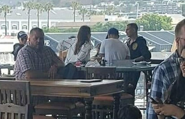 Anushka Sharma And Virat Kohli's Hangout With Akshay Kumar In Cape Town