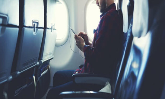 TRAI will soon allow passengers to use phone calls & Internet on Flights in India.