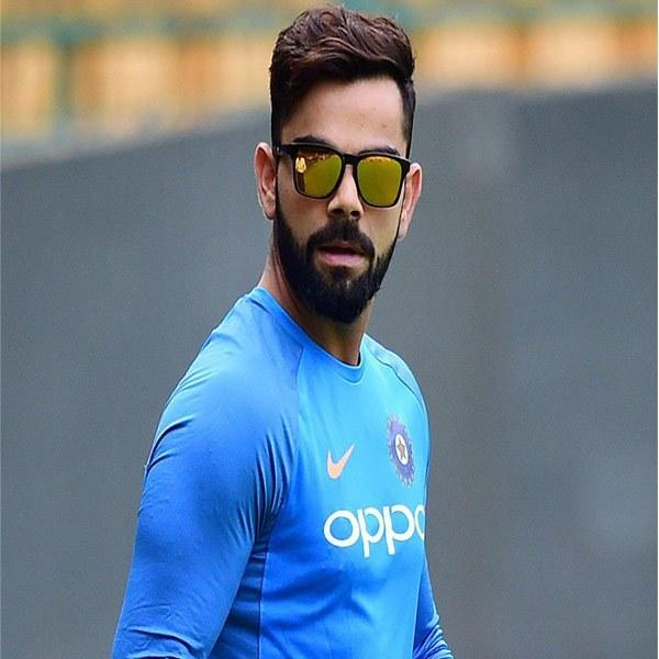 Virat Kohli the Indian champion won ICC Cricketer of the Year