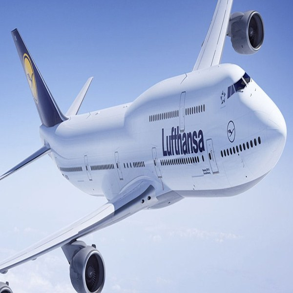 Lufthansa boasts 7-foot beds in Business class