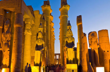 Luxor the great Pyramids of Egypt