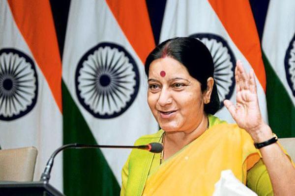 No to Cricket series Till Pakistan Stops Terrorism, Says Sushma Swaraj