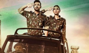 PARMANU: THE STORY OF  THE POKHRAN MOVIE REVIEW