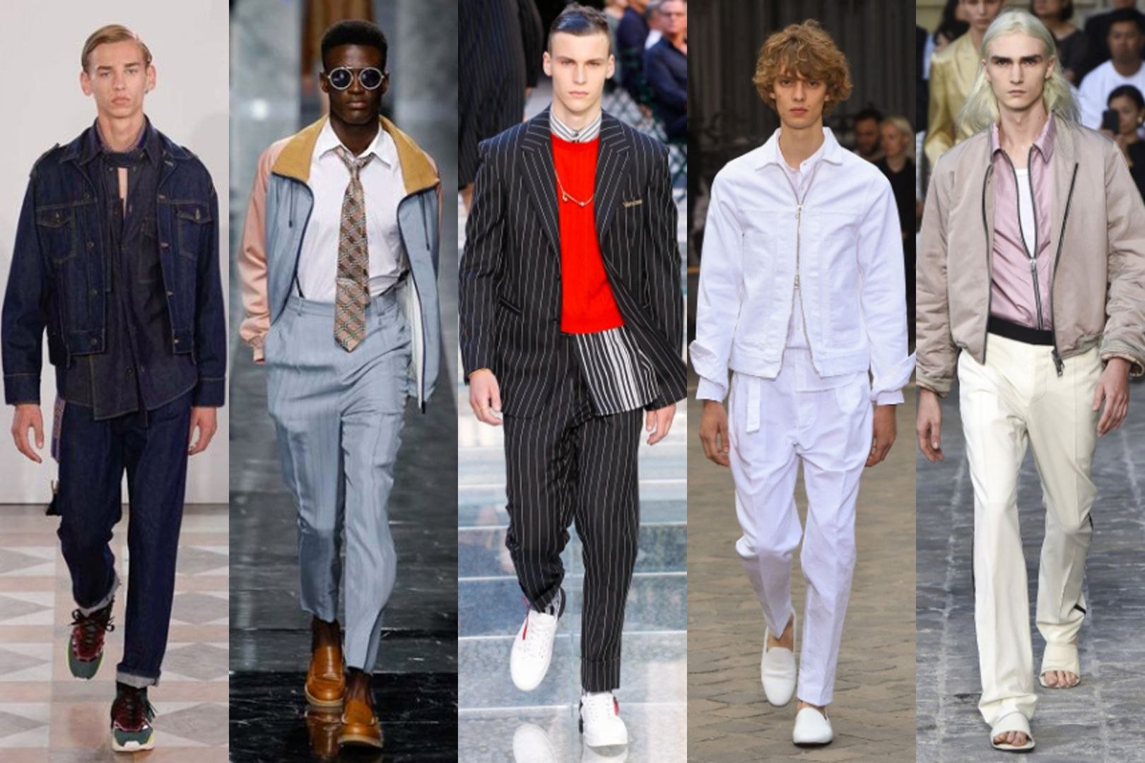London Fashion Week the Men's S/S 2019