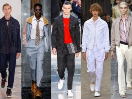 London Fashion Week the Men's S/S 2019