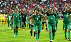 Super Falcons the Qualify for Women's Africa Cup  of Nations