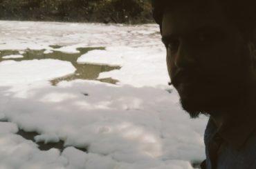 Fake Ice lake the Bellandur Lake Bengaluru, Threat to Indian Environment