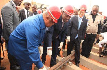 Luanda railroad manager Bango Joaquim wants to manyfold the number of passengers