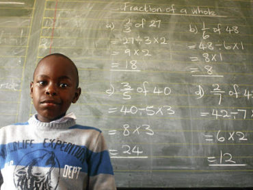 Meet Sibahle Zwane, The 10-Year-Old South African Who's Better Than a Calculator