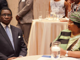 Malawi former first gentleman Richard Banda honored; Joyce Banda excited