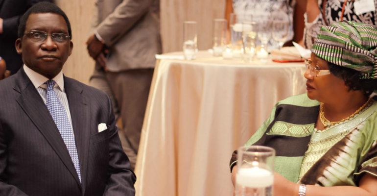 Malawi former first gentleman Richard Banda honored; Joyce Banda excited