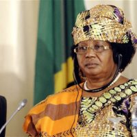 Malawian Ex-president Joyce Banda craves women's role in leadership