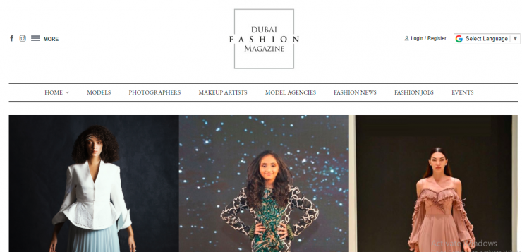 The Top 5 Fashion Magazines of Dubai you should read